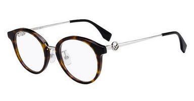 FENDI Damen Brille »FF 0314/F«