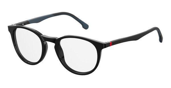 Carrera Eyewear Herren Brille » CARRERA 8829/V«, schwarz, 807 - schwarz
