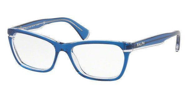 RALPH Ralph Damen Brille » RA7091«, blau, 601 - blau