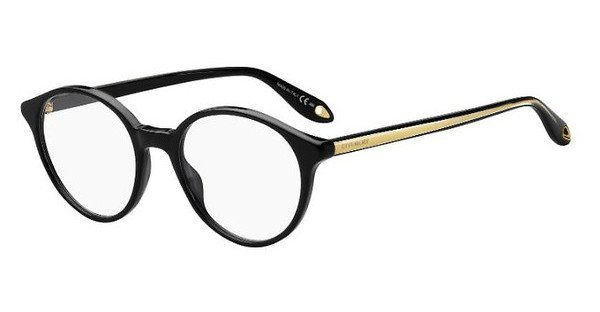GIVENCHY Givenchy Damen Brille » GV 0058«, schwarz, 807 - schwarz