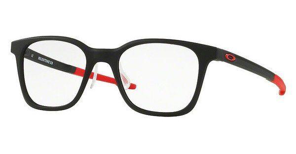 Oakley Herren Brille »MILESTONE XS OY8004«, schwarz, 800404 - schwarz