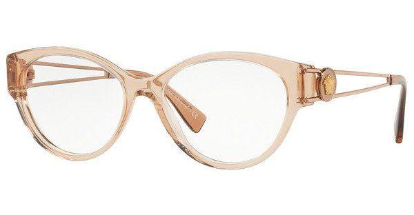 Versace Damen Brille » VE3254«, schwarz, GB1 - schwarz