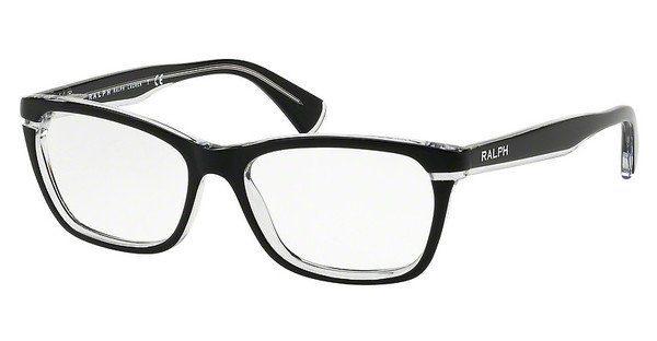 RALPH Ralph Damen Brille » RA7091«, schwarz, 1695 - schwarz