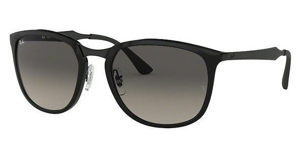 RAY BAN RAY-BAN Sonnenbrille » RB4299«, schwarz, 601/11 - schwarz/grau