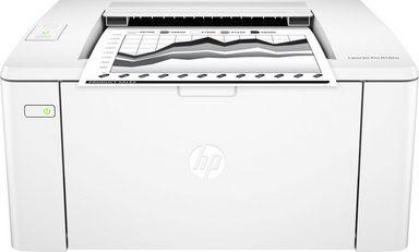 HP LaserJet Pro M102w Laserdrucker, (WLAN (Wi-Fi)