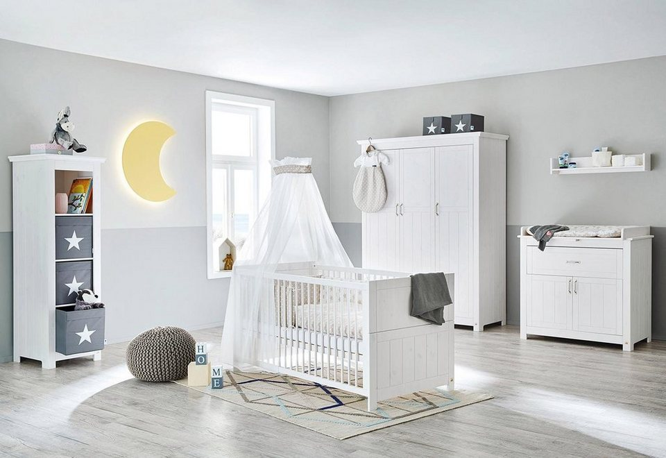 Pinolino babyzimmer set 3 tlg kinderzimmer »toni groß« online