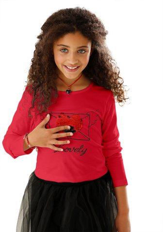 ARIZONA Marškinėliai ilgomis rankovėmis »mit W...
