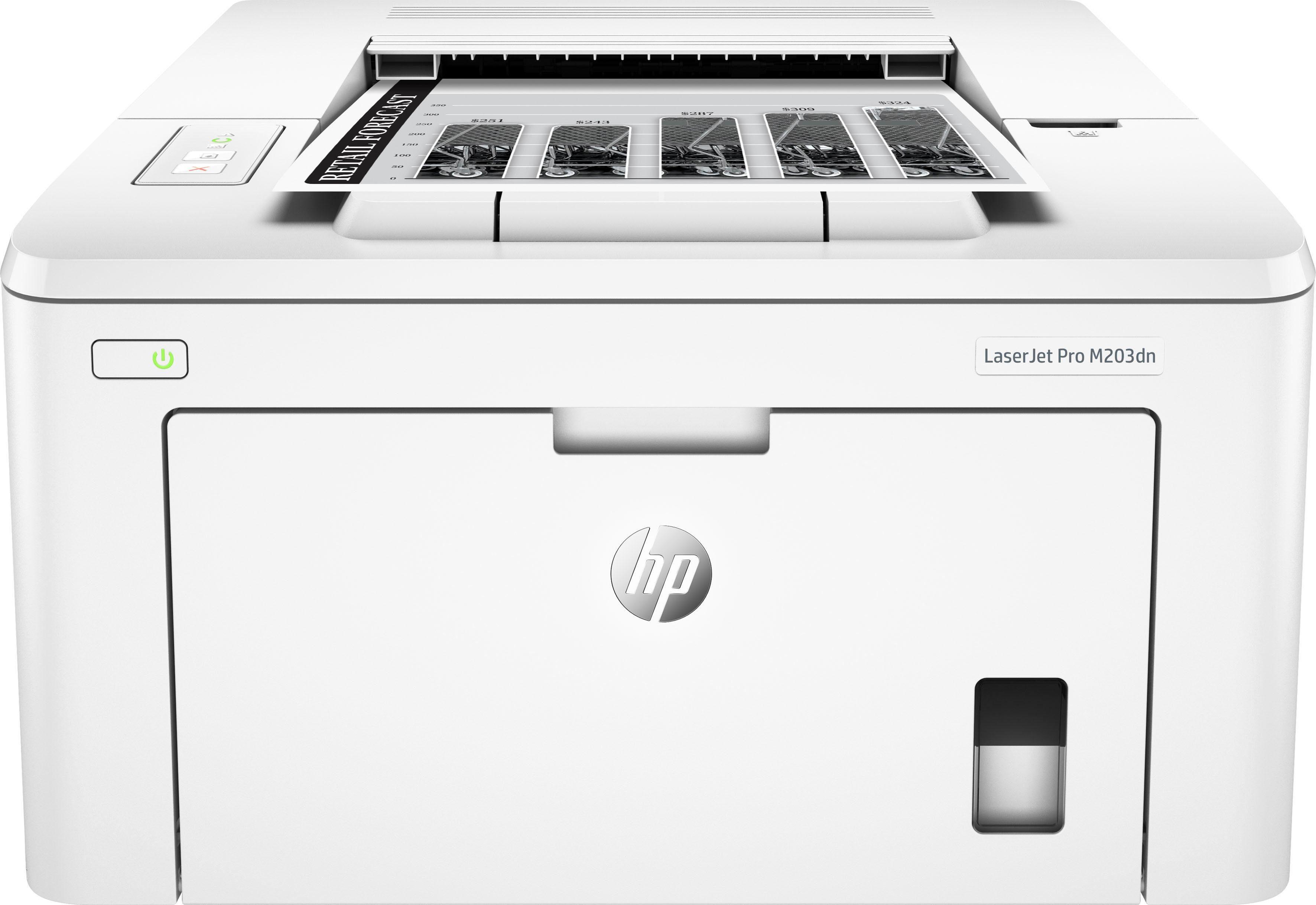 HP LaseJet Pro M203dn Drucker