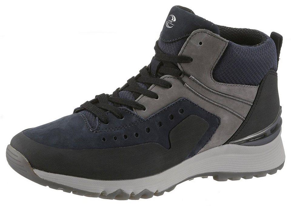 4dd8ee0386d729 Gabor Sneaker mit Mesheinsatz