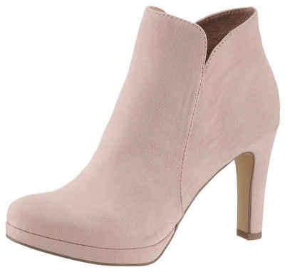 Tamaris High Heel Stiefelette im femininen Look