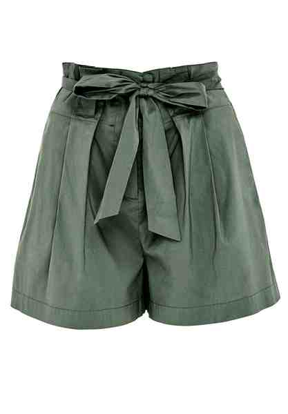 HALLHUBER Shorts, mit Bundfalten