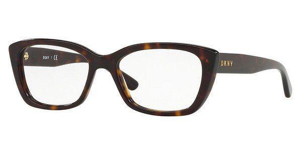 DKNY Damen Brille » DY4688«, schwarz, 3688 - schwarz
