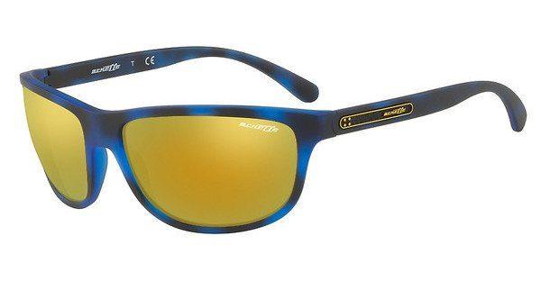 Arnette Herren Sonnenbrille »GRIP TAPE AN4246«, blau, 2464N0 - blau/ orange