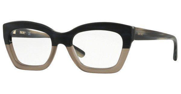 DKNY Damen Brille » DY4683«, braun, 3756 - braun