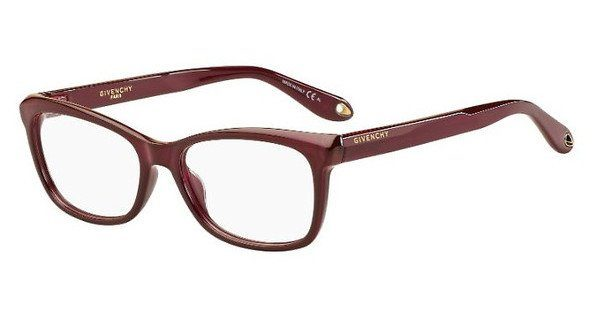 GIVENCHY Givenchy Damen Brille » GV 0049«, rot, C9A - rot