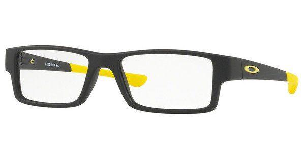 Oakley Herren Brille »AIRDROP XS OY8003«, grau, 800306 - grau