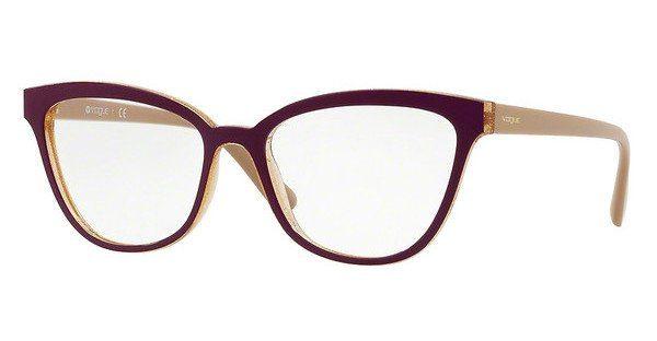 VOGUE Vogue Damen Brille » VO5202«, lila, 2592 - lila