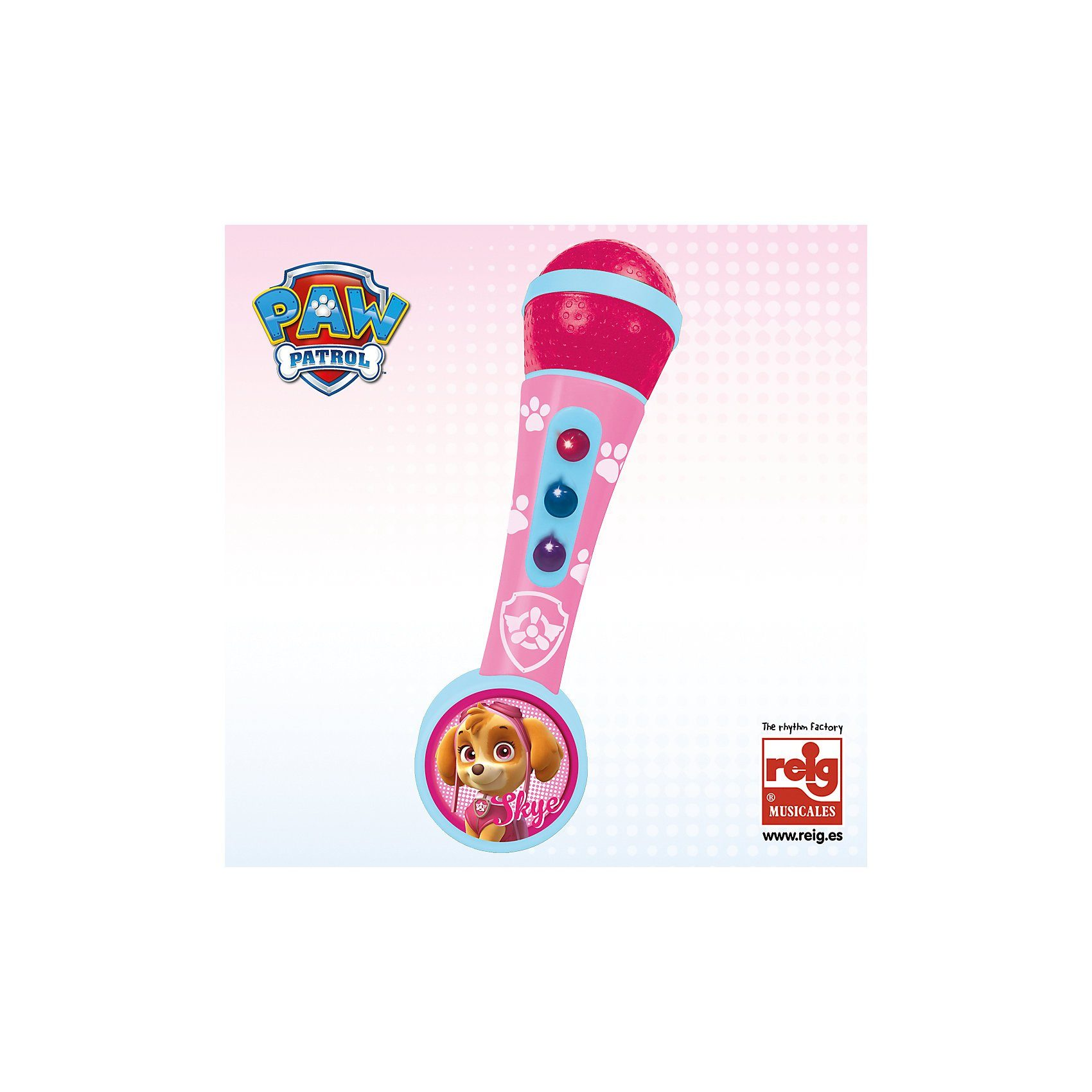 PAW Patrol Mikrofon, rosa