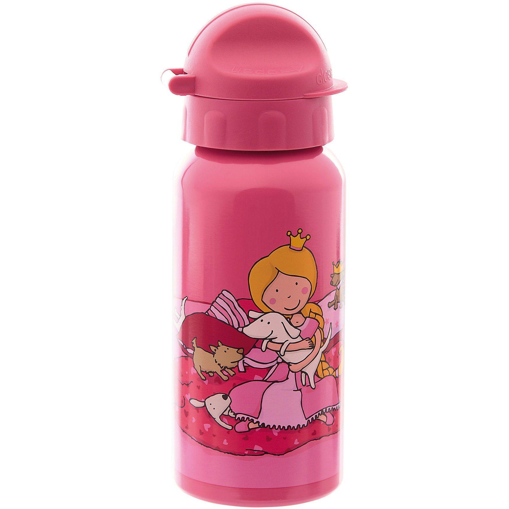 Sigikid Trinkflasche Pinky Queeny, 400ml