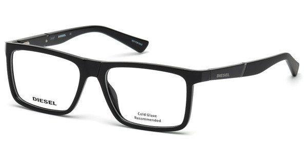 Diesel Herren Brille » DL5276«, schwarz, 001 - schwarz