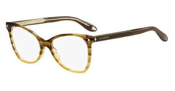 GIVENCHY Givenchy Damen Brille » GV 0064«, schwarz, 807 - schwarz
