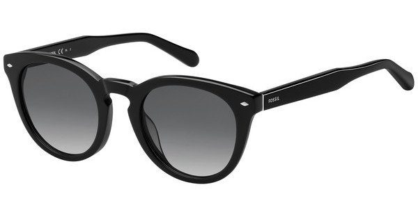 Fossil Damen Sonnenbrille » FOS 2060/S«, blau, PJP/9O - blau/grau