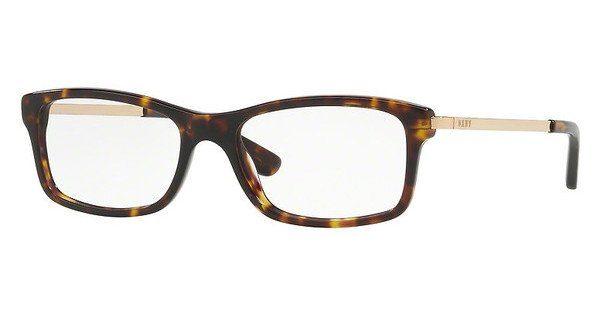 DKNY Damen Brille » DY4685«, schwarz, 3760 - schwarz