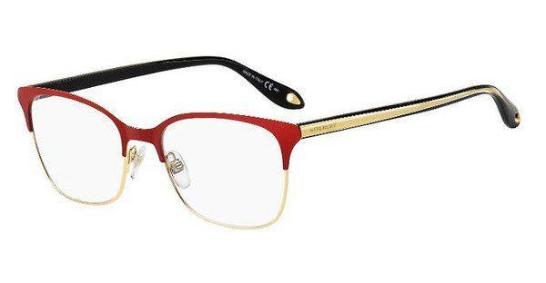 GIVENCHY Givenchy Damen Brille » GV 0076«, rot, 6K3 - rot