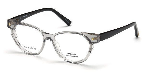 Dsquared2 Damen Brille » DQ5248«, schwarz, 001 - schwarz