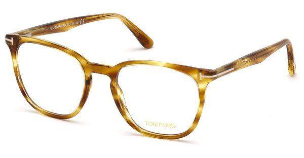 Tom Ford Herren Brille » FT5506«, braun, 047 - braun