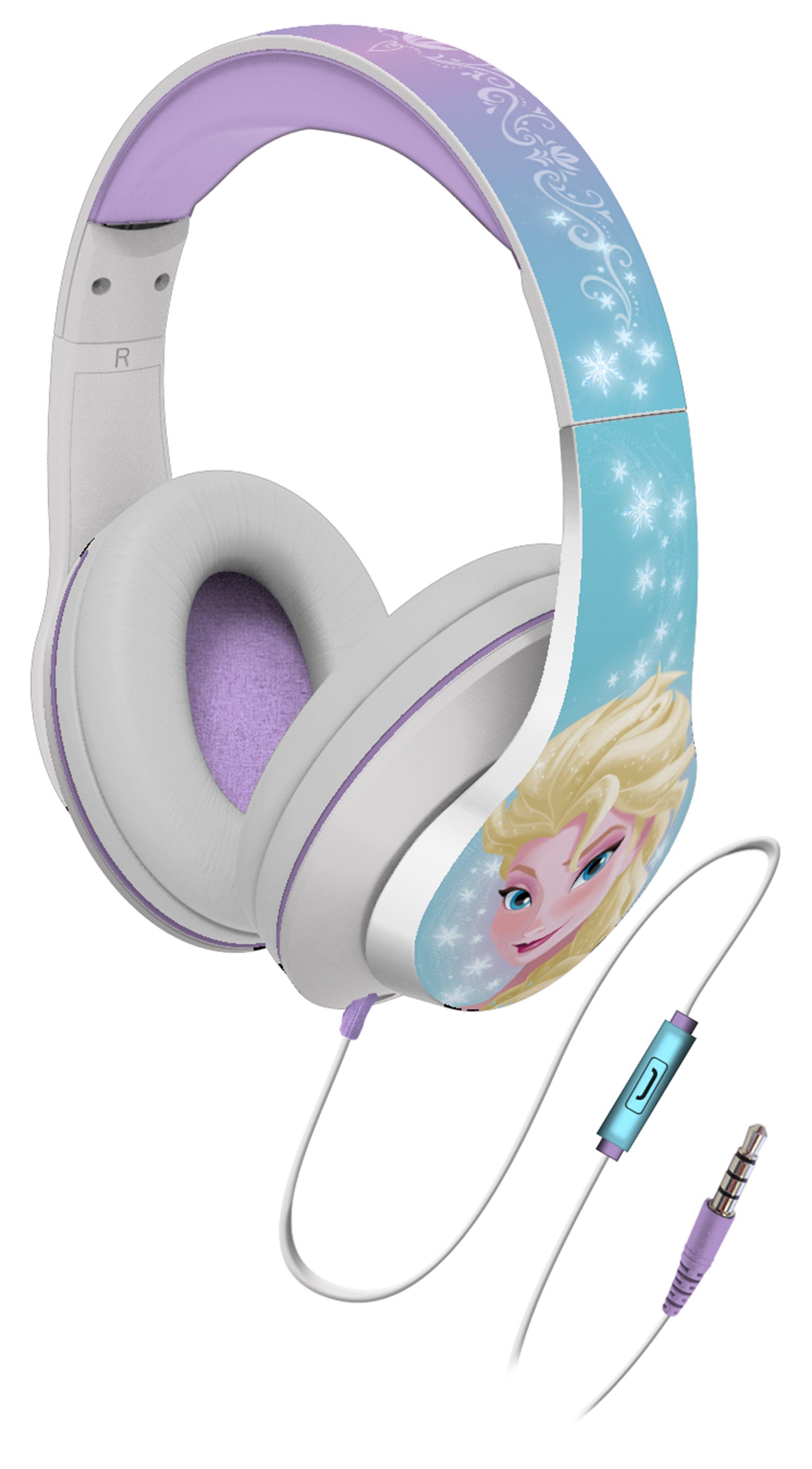 eKids Over-Ear Kopfhörer im Frozen Design mit Mikrofon »Di-M40FR«