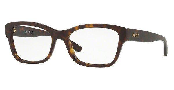 DKNY Damen Brille » DY4689«, braun, 3764 - braun