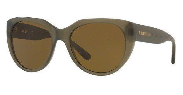 DKNY Damen Sonnenbrille » DY4149«, grün, 374673 - grün