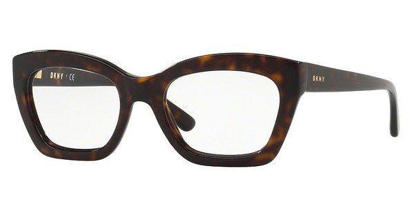 DKNY Damen Brille » DY4683«, braun, 3702 - braun