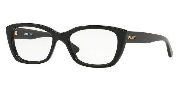 DKNY Damen Brille » DY4687«, schwarz, 3688 - schwarz