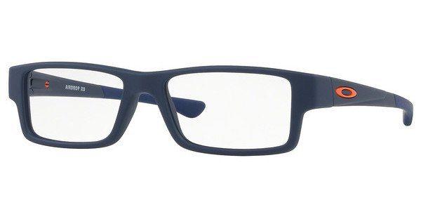 Oakley Herren Brille »AIRDROP XS OY8003«, grau, 800303 - grau