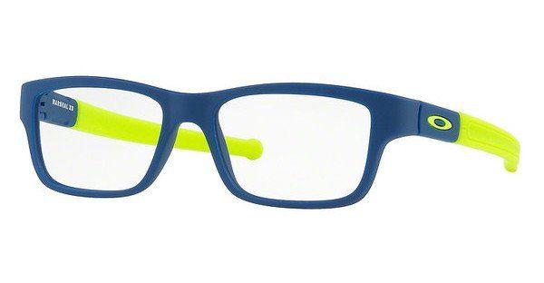 Oakley Herren Brille »MARSHAL XS OY8005«, schwarz, 800501 - schwarz