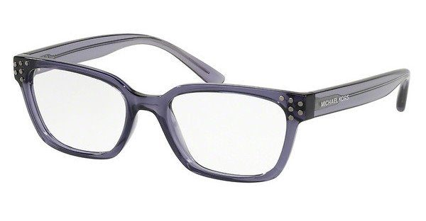 MICHAEL KORS Michael Kors Damen Brille »VANCOUVER MK4056«, lila, 3346 - lila
