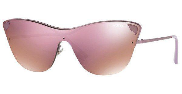 VOGUE Vogue Damen Sonnenbrille » VO4079S«, rosa, 50765R - rosa/rosa