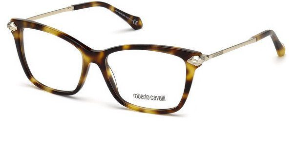 roberto cavalli Roberto Cavalli Damen Brille » RC5051«, braun, 055 - havana