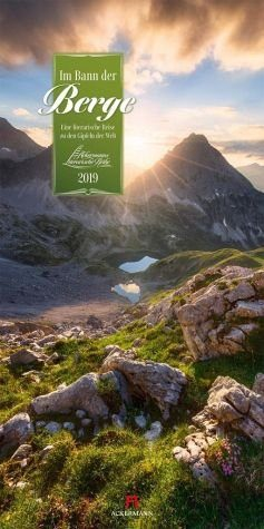 Kalender »Im Bann der Berge 2019«