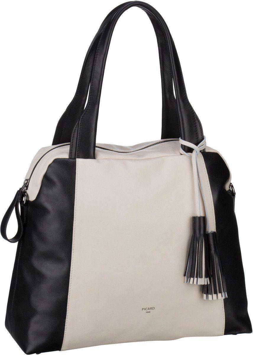 Handtasche Cuddly 4555 Crema-Kombi Picard UjUAqYBf