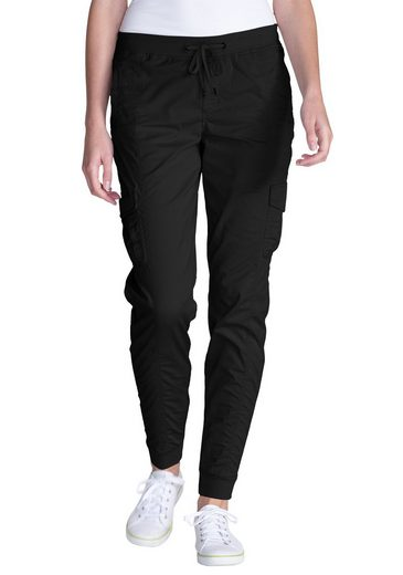 Eddie Bauer Casualpants Kick Back Twill-Cargohose