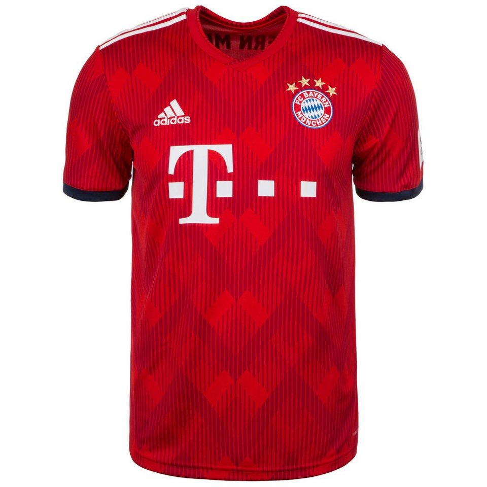 adidas performance trikot fc bayern m nchen 18 19 heim online kaufen otto. Black Bedroom Furniture Sets. Home Design Ideas