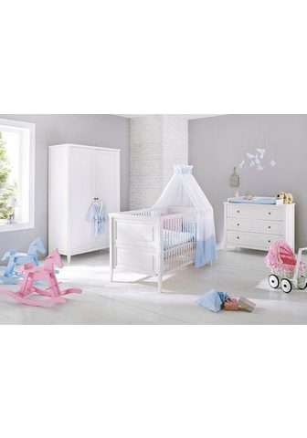 PINOLINO ® Babyzimmer-Komplettset »Smilla« (Rin...