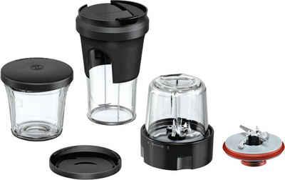 BOSCH Multizerkleinerer-Set Lifestyle Set TastyMoments MUZ9TM1, Zubehör für alle Bosch Küchenmaschinen OptiMUM (MUM9)