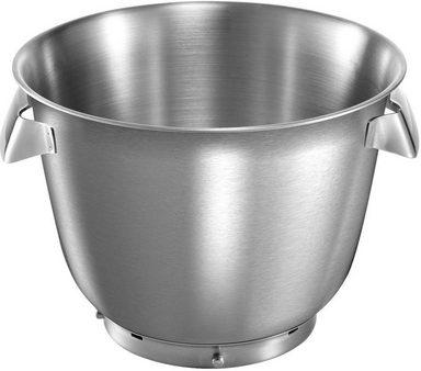 BOSCH Küchenmaschinenschüssel »MUZ9ER1«, Edelstahl, für Bosch Küchenmaschinen OptiMUM
