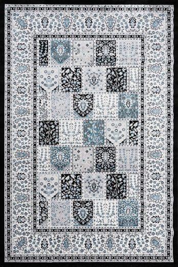 Teppich »Silkway 4241«, Festival, rechteckig, Höhe 7 mm, Besonders weich durch Microfaser