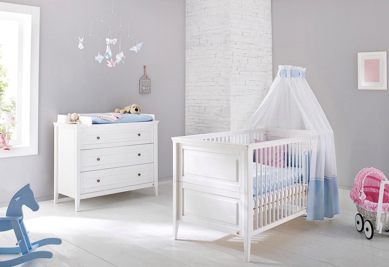 Pinolino Babyzimmer-Set (2-tlg.), Sparset, »Smilla breit«
