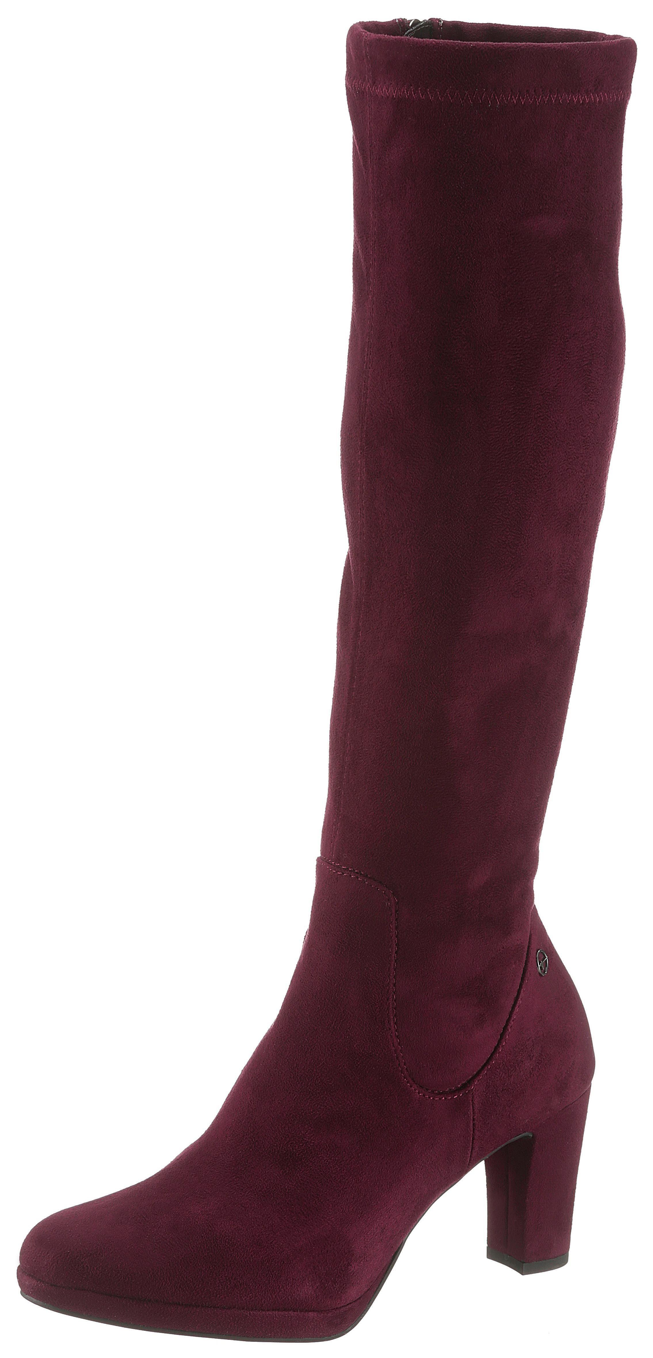 Stiefel mit Touch It Ausstattung Rot